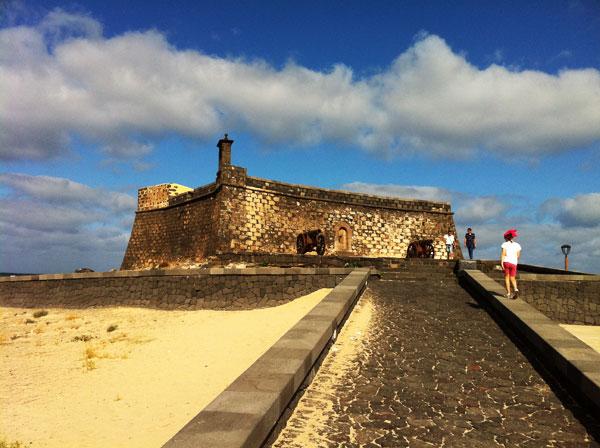 замок Сан-Габриэль